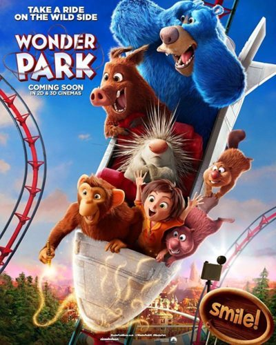 Kids' Movie Night 10/11/19: Wonder Park