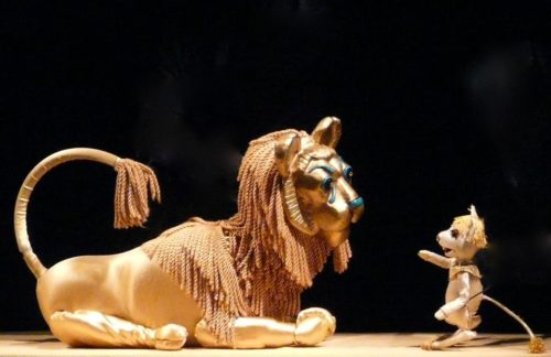 """Thistle Theatre's """"Aesop's Fables"""" May 18 and 19, 2019"""