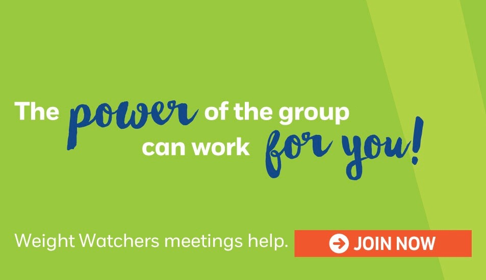 Join a Weight Watchers meeting at the Clubhouse