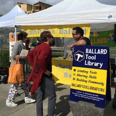 Sustainable Ballard Annual Meeting 1/19/19