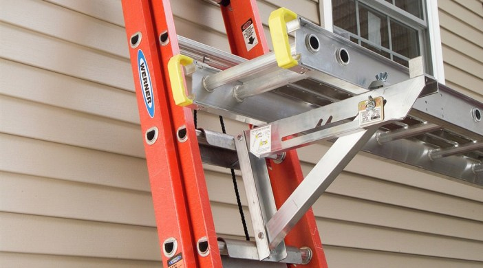 How To Setup And Use Ladder Jack Scaffold Sunset Ladder