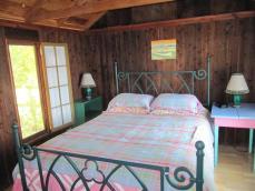 Moonlight bedroom