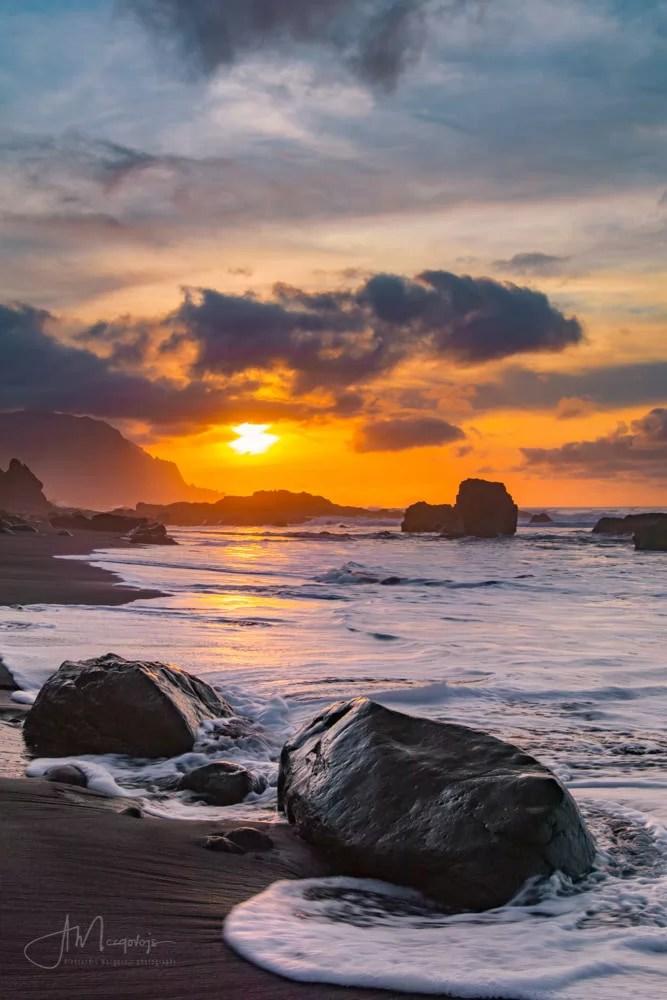 Benijo Beach