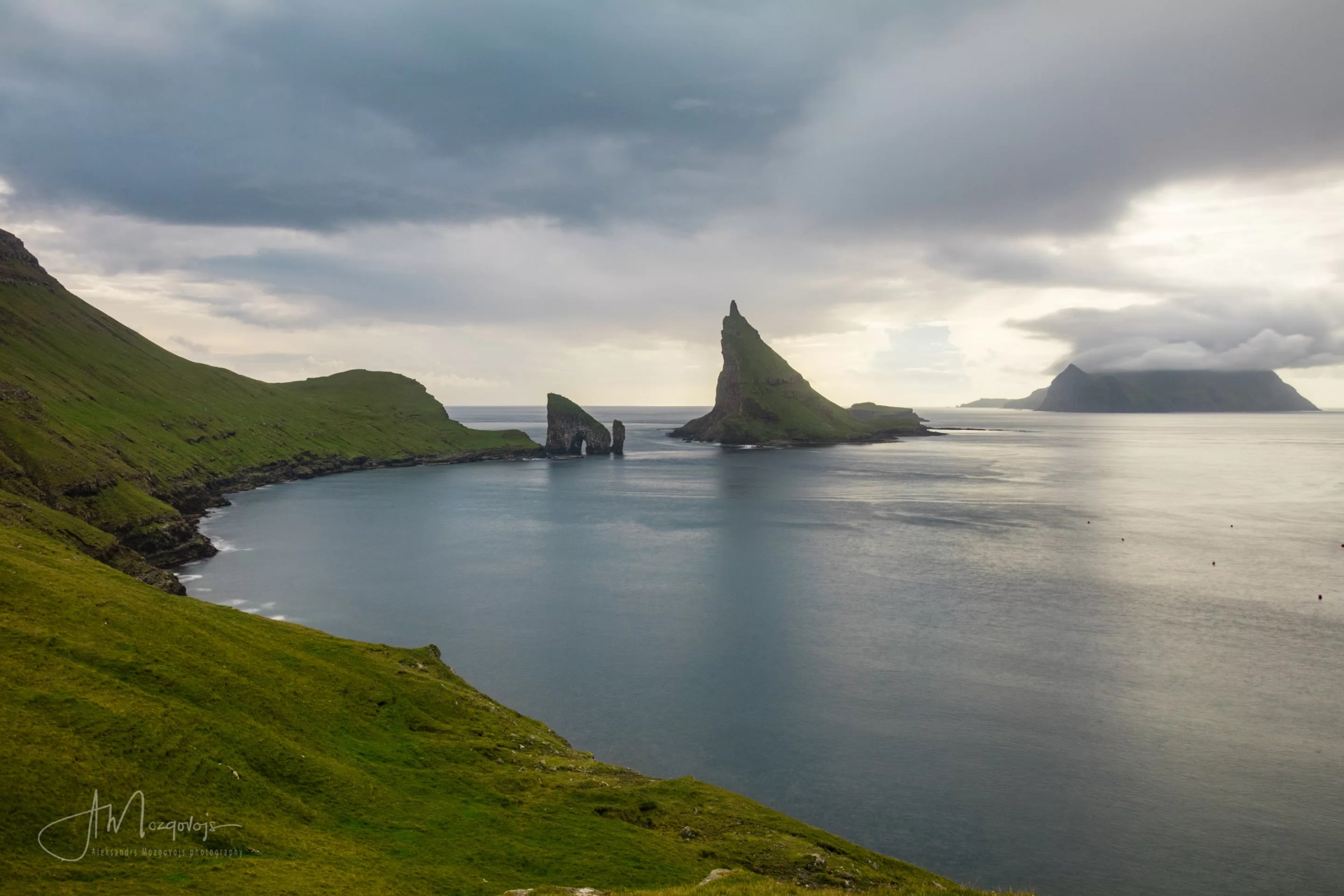The hike to Drangarnir is one of the highlights of Faroe Islands