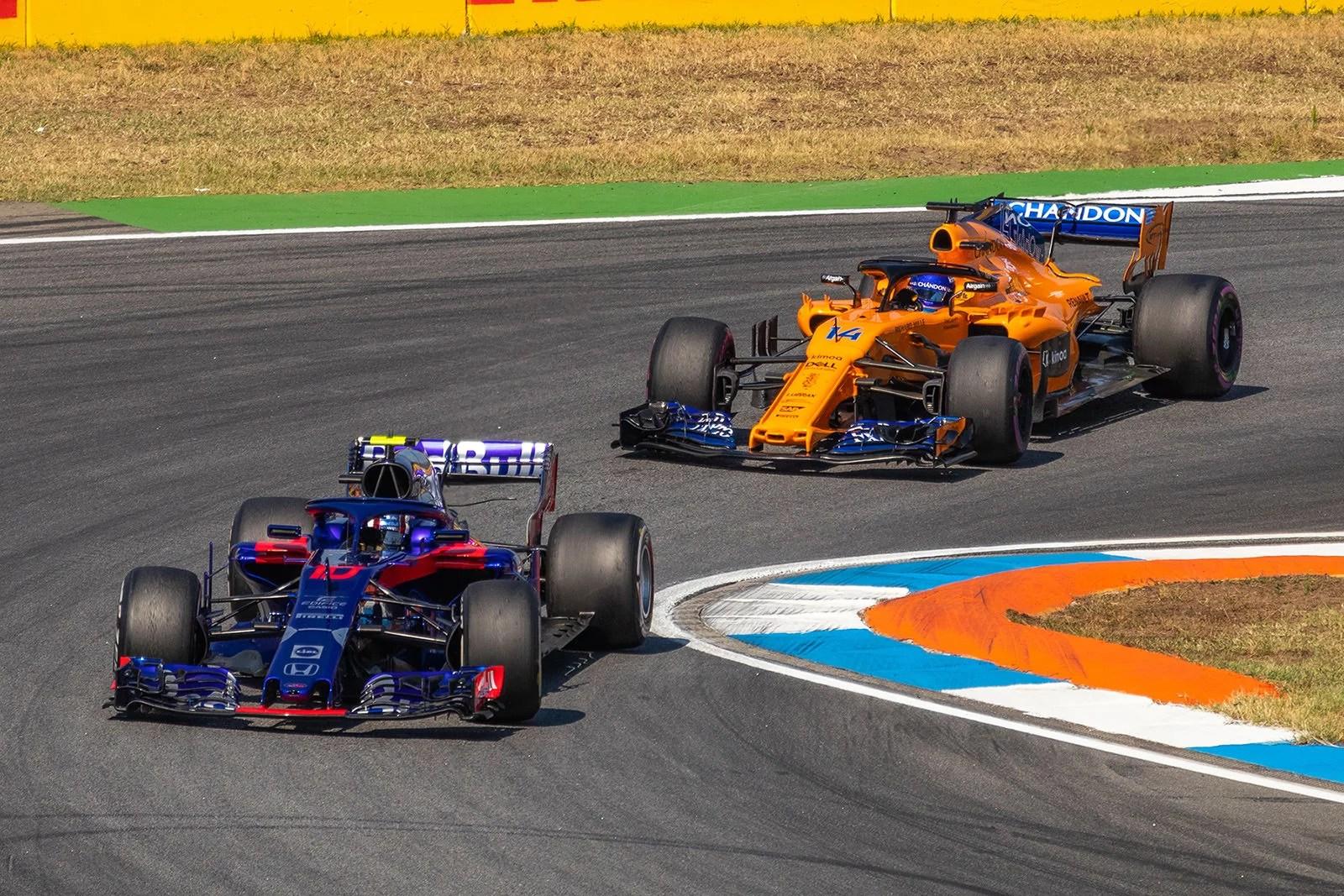 Formula 1 live in Hockenheim 2018