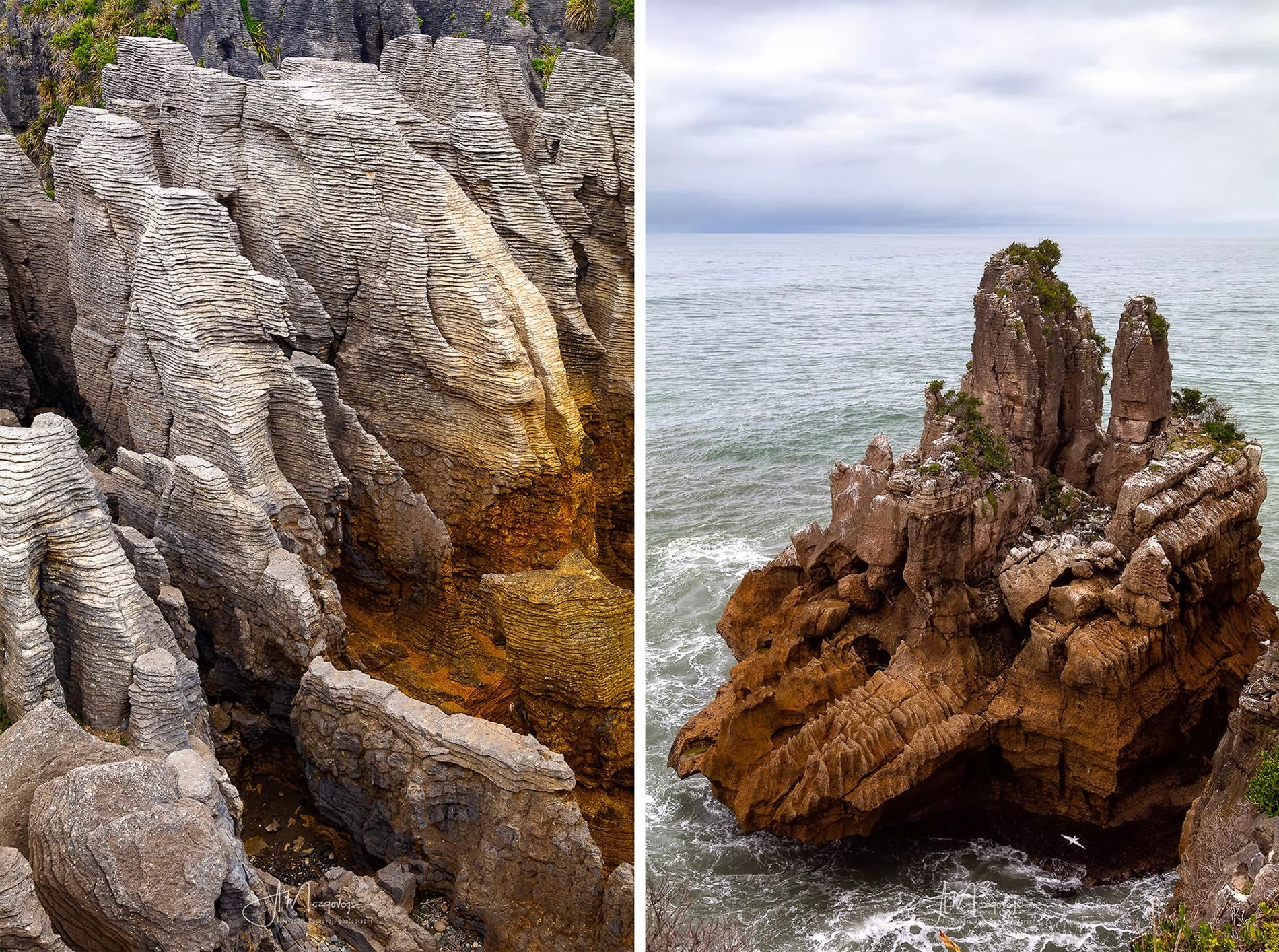 Pancake Rocks of Punakaiki