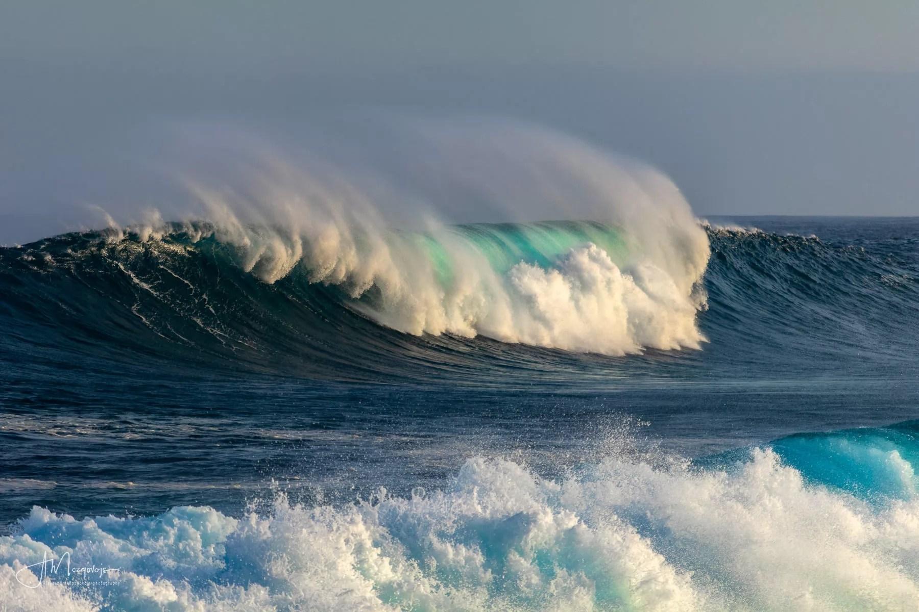 Волны в океане