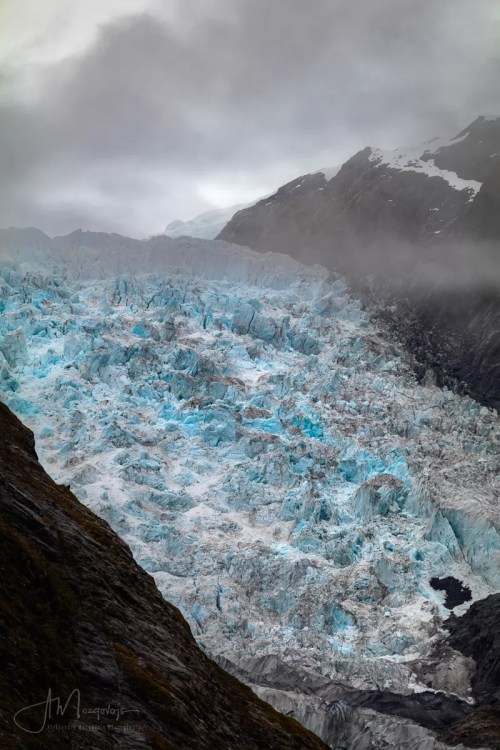 Up close and personal with Franz Josef Glacier