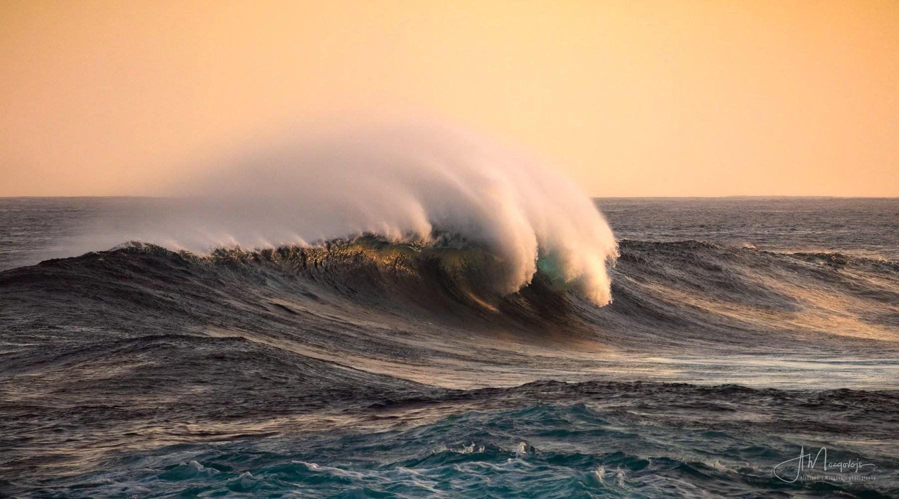 Рассветная Волна
