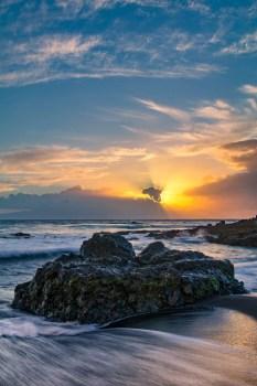 Закат в Алкале