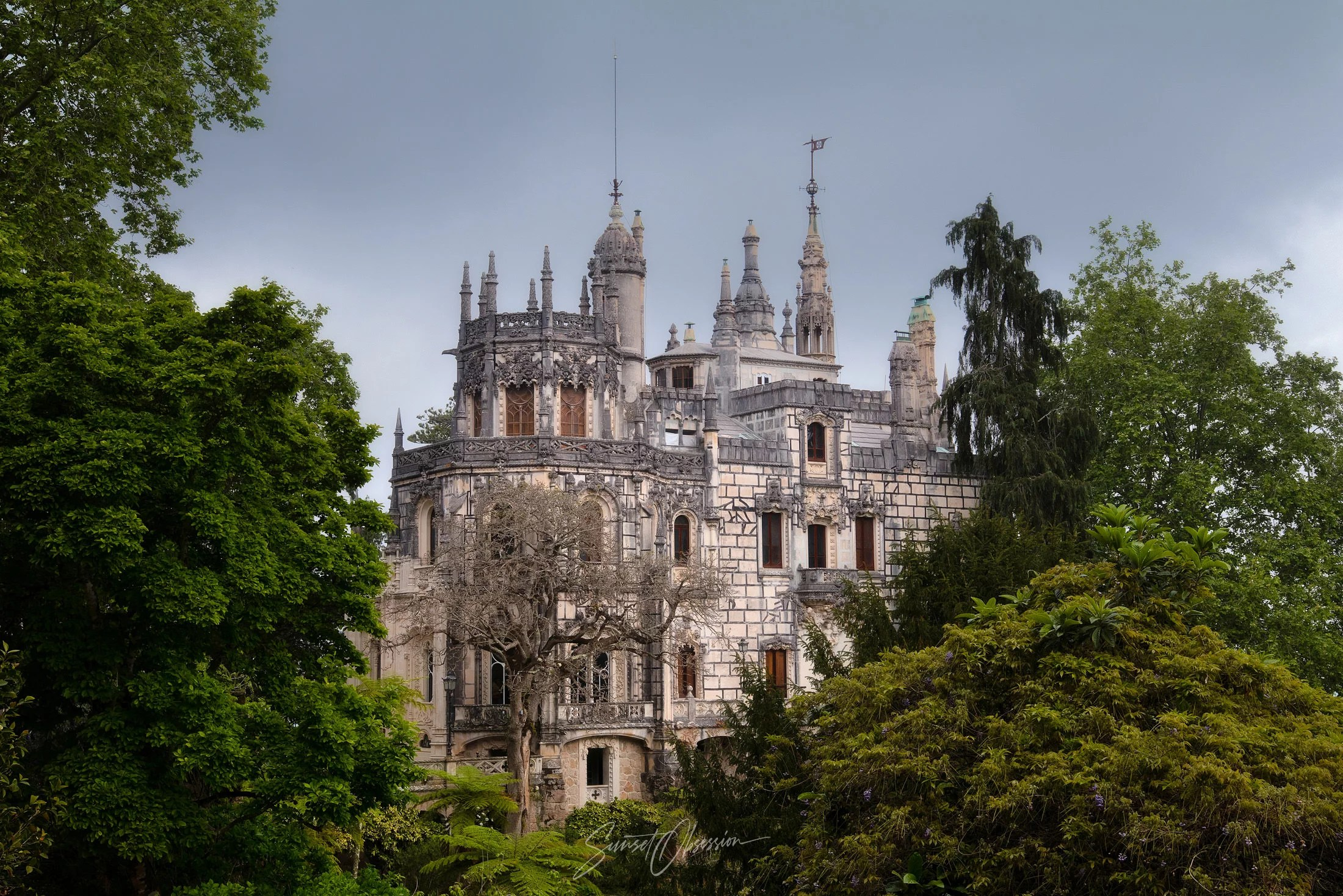 Quinta da Regaleira is a must-see photo spot in Sintra