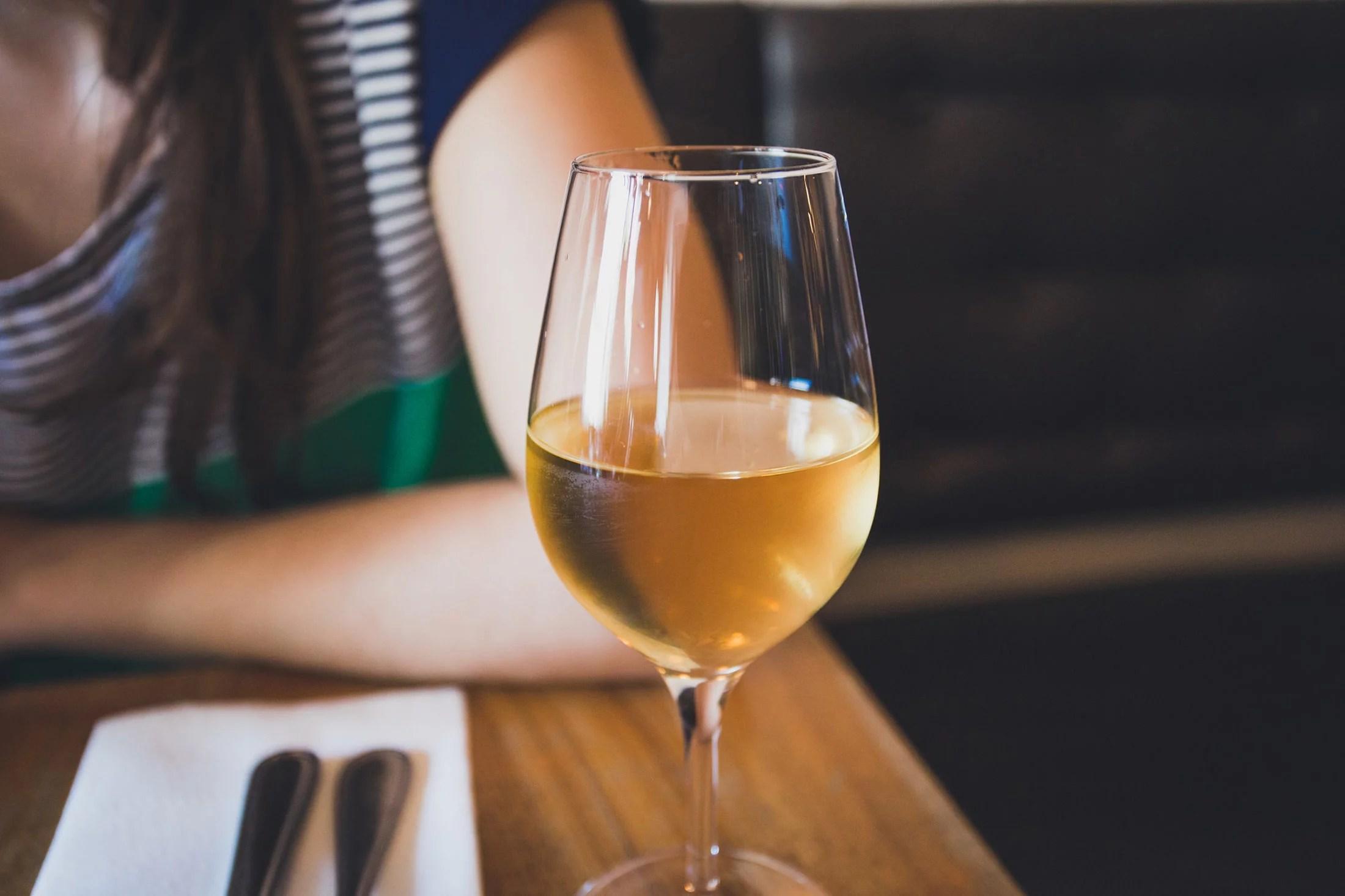 Белое немецкое вино