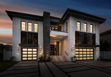 South Tampa Contemporary Waterfront
