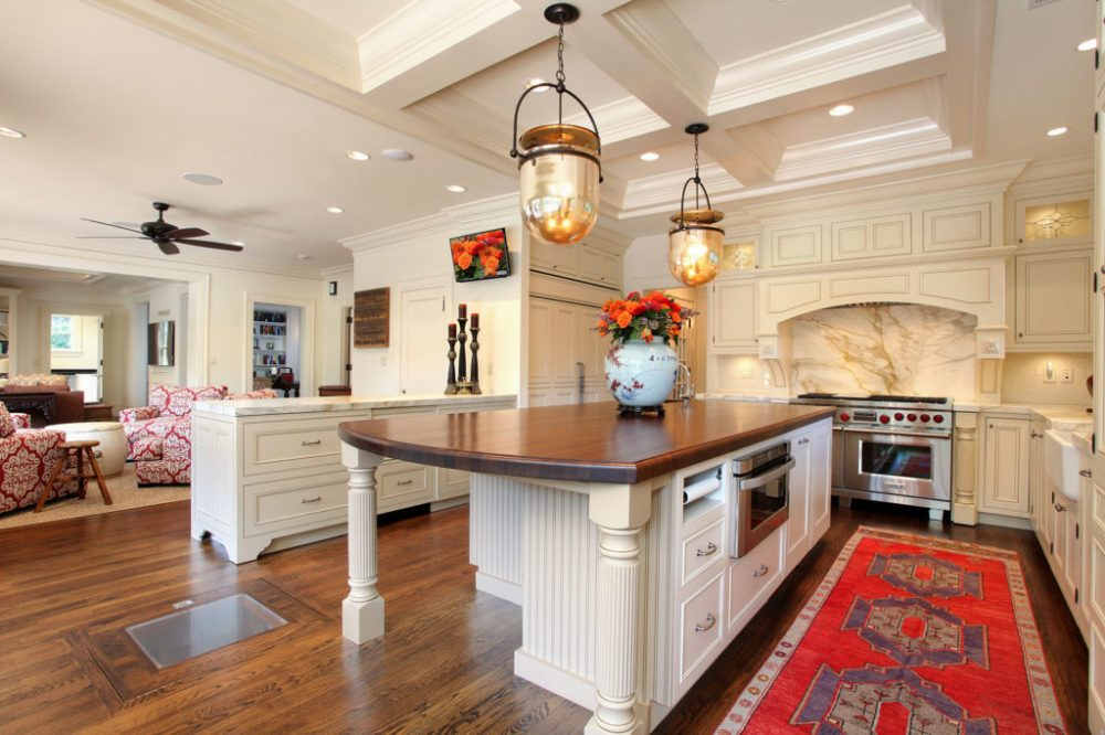 South Tampa Palma Ceia Golf & Country Club Traditional Kitchen