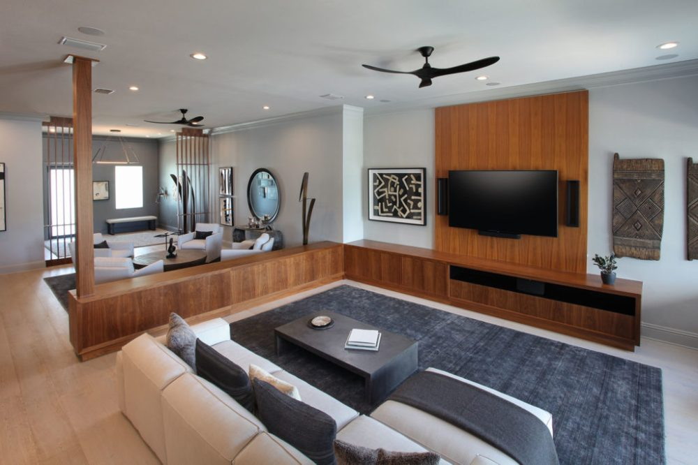 Davis Islands South Tampa Waterfront Contemporary Living