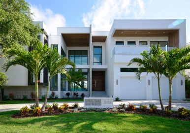 South Tampa, Sunset Park – Waterfront – Tropical Modern