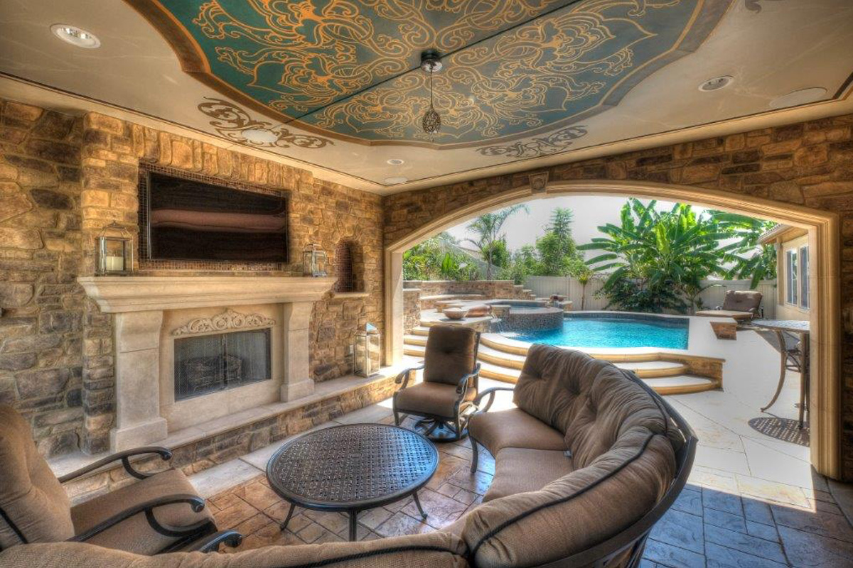 California Rooms  Sunset Outdoor Creations