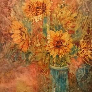 batik-sunflowers2