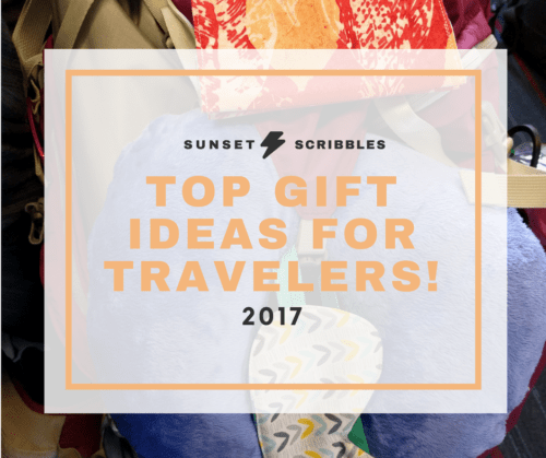 gift ideas for travelers 2017