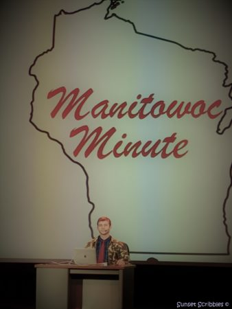 Charlie Berens - Manitowoc Minute - Manitowoc, WI