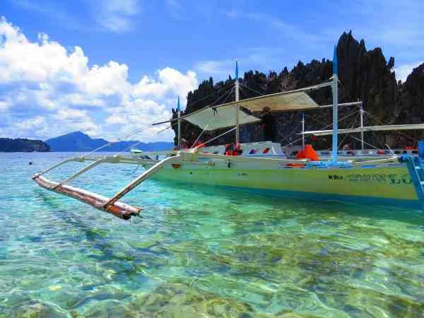El Nido Tour A at Blue Lagoon