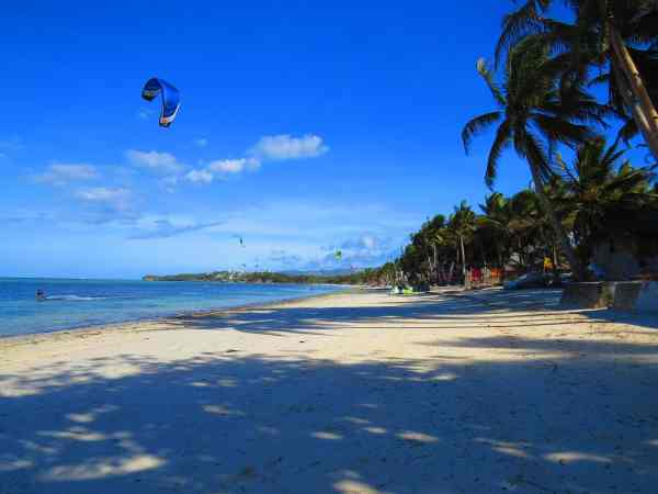 Kitesurfing on a budget in Boracay