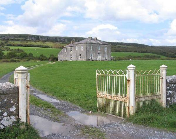 Tv Show Father's Ted House Ireland