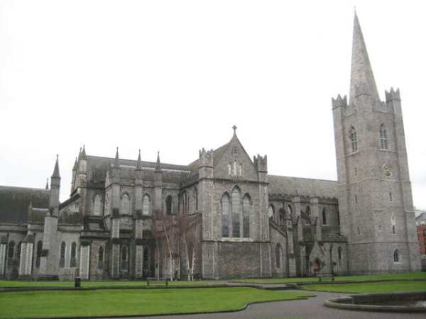 Explore Ireland's largest cathedral