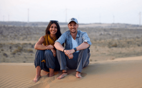 Couple travel bloggers - A Brit And A Broad