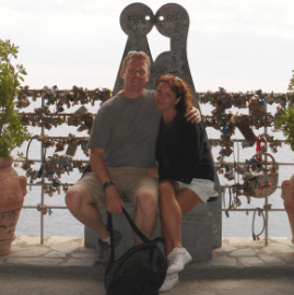 Couple travel bloggers - Venturists