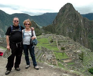 couple travel bloggers - travel past 50