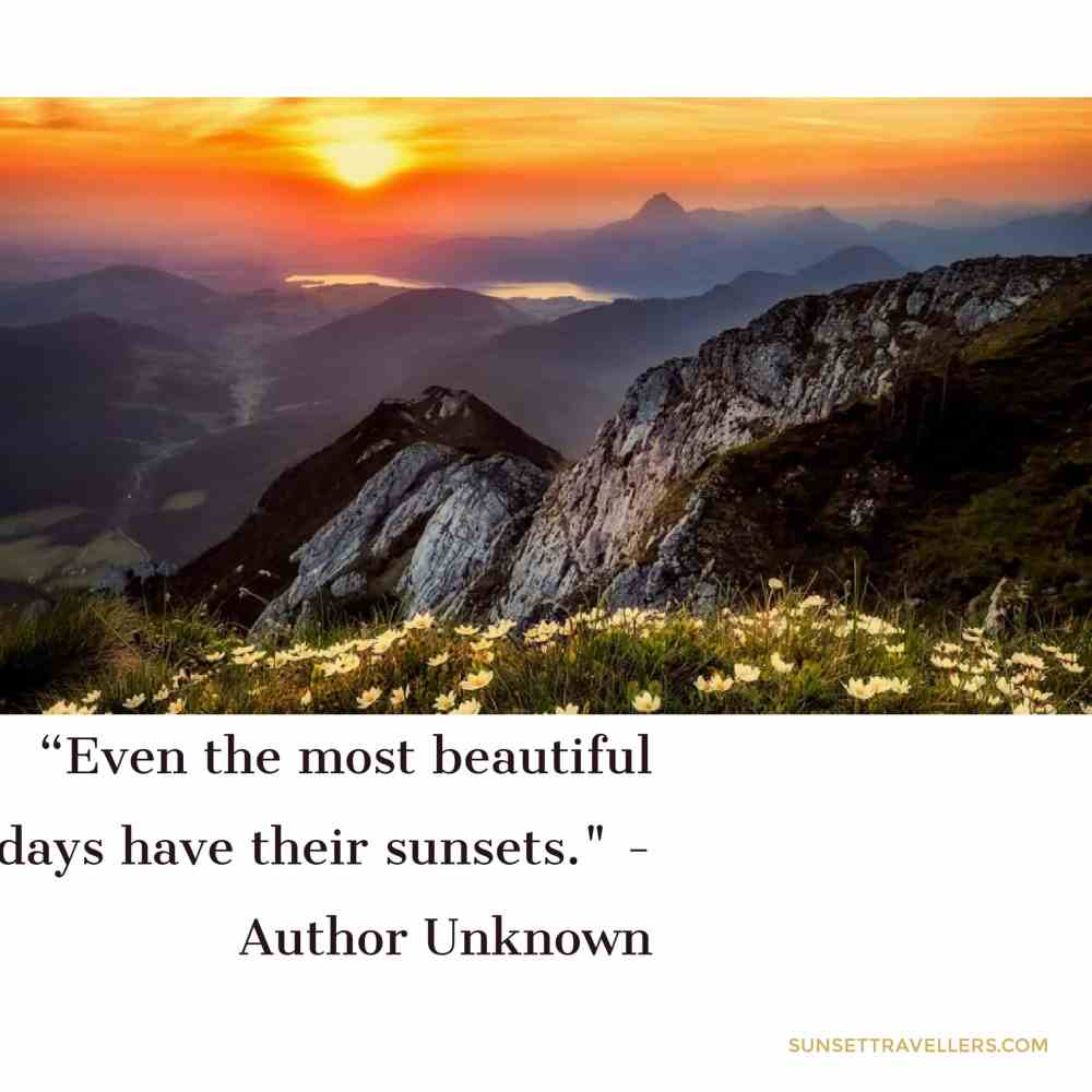 30 Sunset Quotes To Reflect On Plus Romantic Quotes About Sunsets