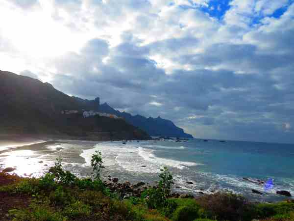 Best beaches in Tenerife Santa Cruz