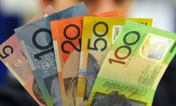 Money transfer on working holiday visa Australia checklist.
