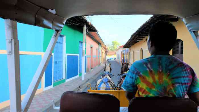 Take a horse carriage in Granada -Things To Do In Nicaragua
