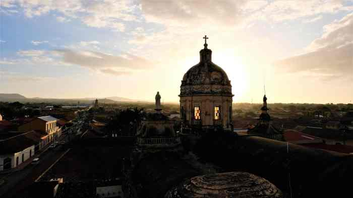 Explore Granada's churches- Top Things To Do In Nicaragua