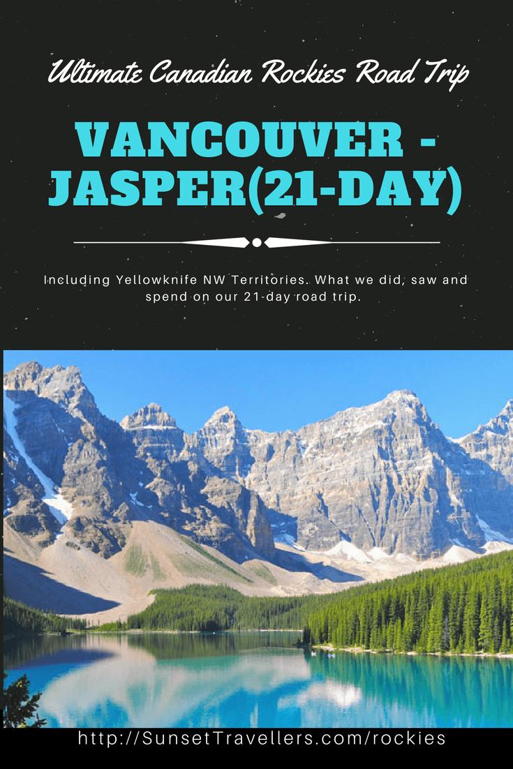 Ultimate Canadian Rockies Road Trip (1)