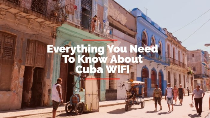 Do they have internet in Cuba'? 'Can you get any internet access in Cuba?' 'Do most resorts have wifi in Cuba? How to get internet and wifi in Cuba, Where to buy ETECSA hotspot card in Cuba, how to connect to wifi in Cuba, free wifi in Cuba, internet speed in Cuba, 3G mobile in Cuba, Cuba SIM card, Cuba wifi access,