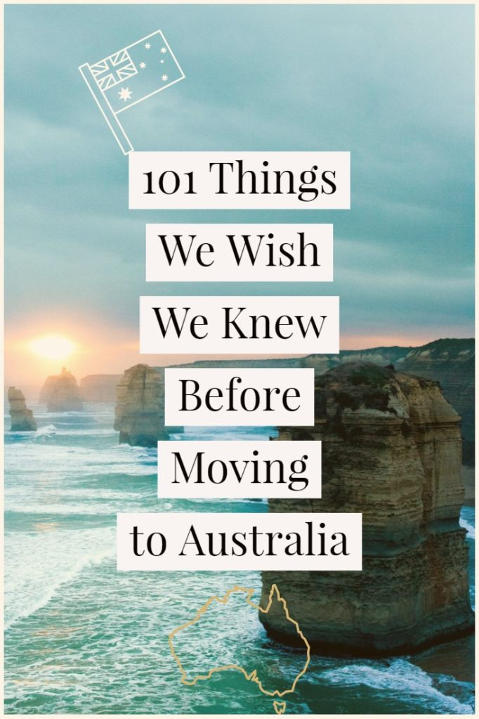 After livng in Australia for two years these are some vital things that we wish we had known before moving to Australia