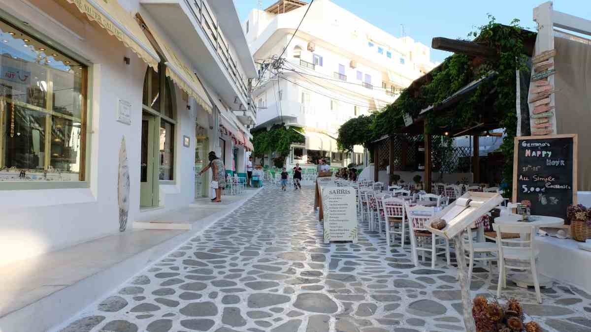 Things To Do In Naxos - 10 Amazing Places You Need To Explore - Naxos Town - Chora Naxos