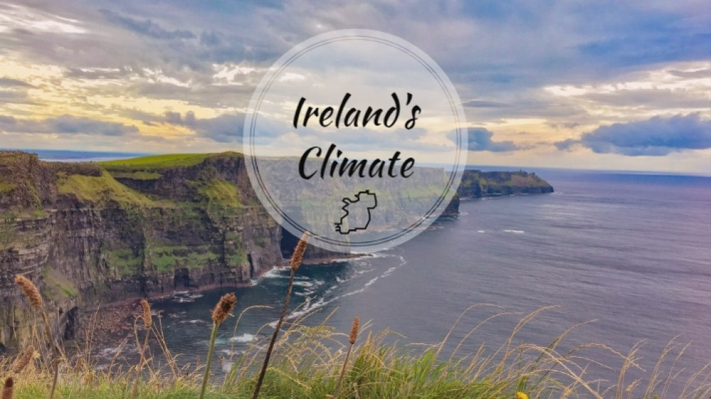 Learn everything you need to know about Ireland's climate including average temperatures, the best time to visit, and tips before you visit Ireland