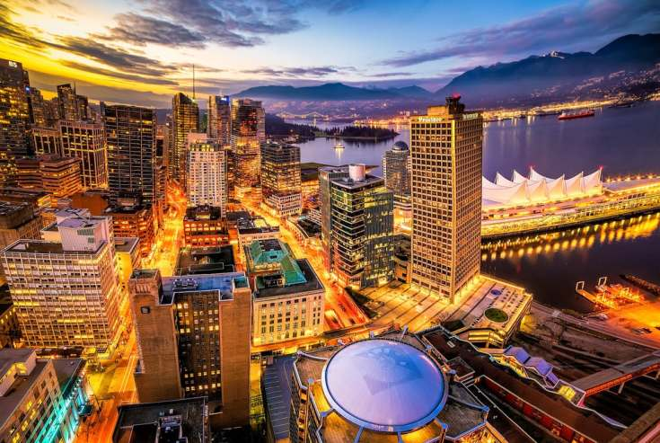 It is easy to see why Vancouver is the best place to live in Canada.