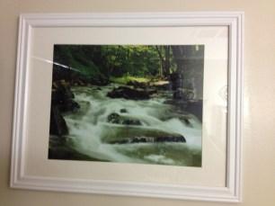 Framed Creek