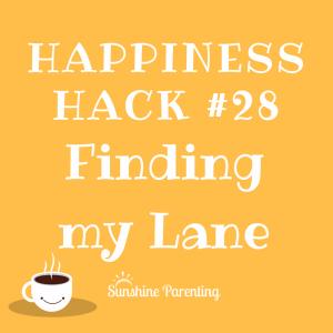 Finding my Lane