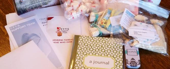 care packages for grieving mothers