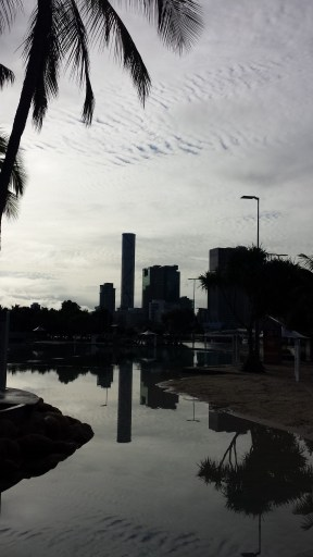 Brisbane lagoon