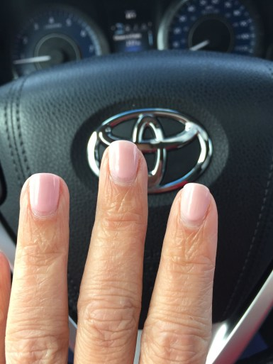 1 day short of 3 week manicure