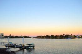 Perfect sunset in Mooloolaba