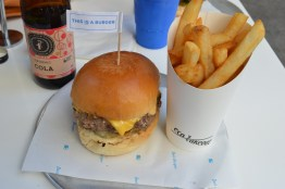 Lunch at Ben's Burgers