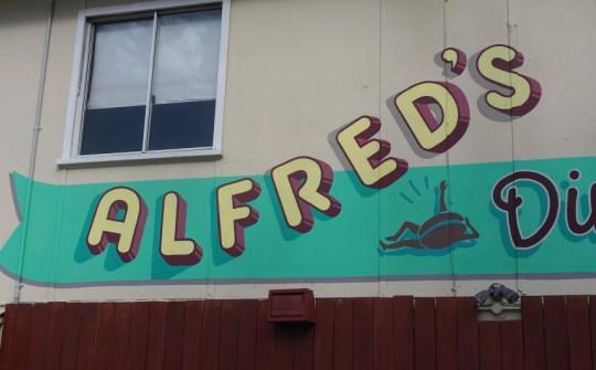 Alfred's Diner